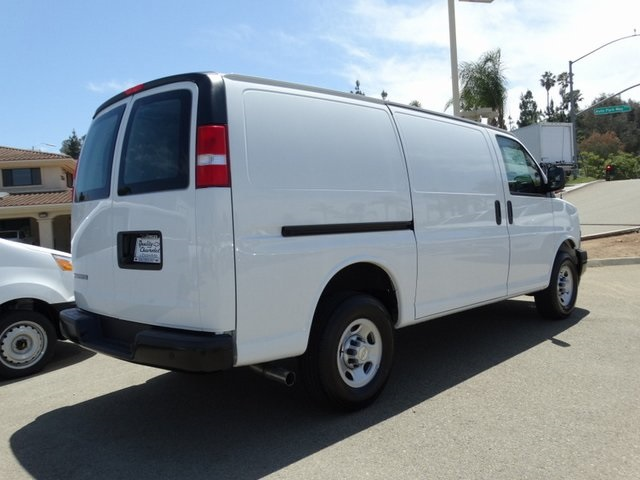 2018 Express 2500 4x2,  Harbor Upfitted Cargo Van #181650 - photo 6