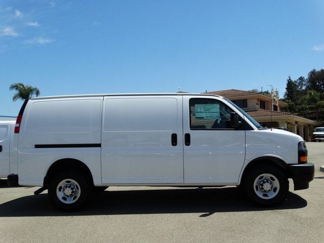 2018 Express 2500 4x2,  Harbor Upfitted Cargo Van #181650 - photo 7