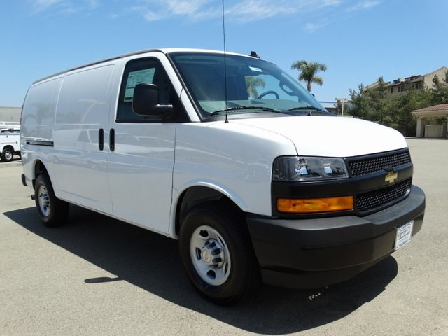 2018 Express 2500 4x2,  Harbor Upfitted Cargo Van #181650 - photo 8