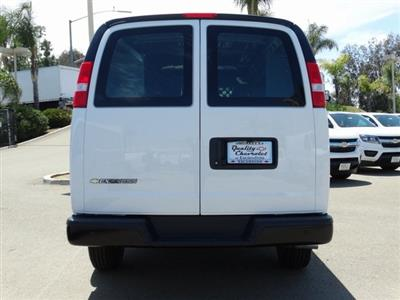 2018 Express 2500 4x2,  Harbor Upfitted Cargo Van #181650 - photo 5