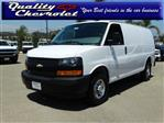 2018 Express 2500 4x2,  Harbor Upfitted Cargo Van #181650 - photo 1