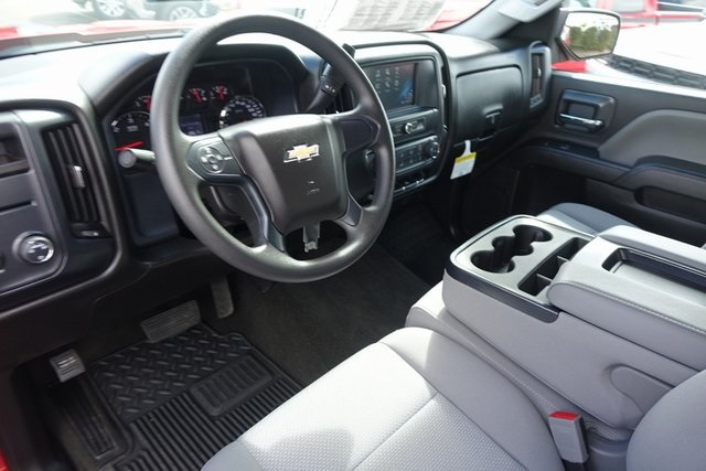 2018 Silverado 1500 Double Cab 4x2,  Pickup #181660 - photo 16