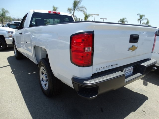 2018 Silverado 1500 Regular Cab 4x2,  Pickup #181681 - photo 2