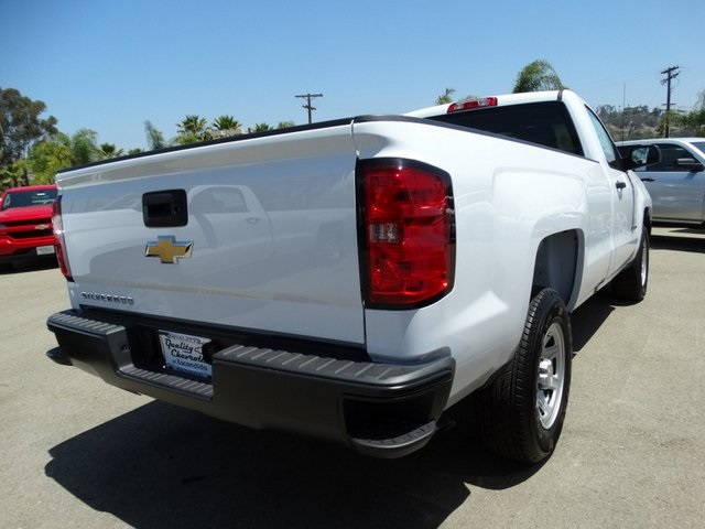 2018 Silverado 1500 Regular Cab 4x2,  Pickup #181681 - photo 5