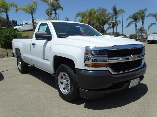 2018 Silverado 1500 Regular Cab 4x2,  Pickup #181681 - photo 6