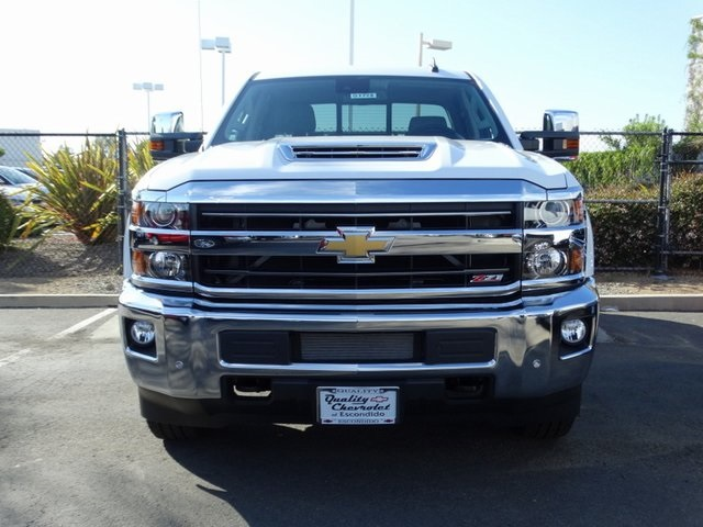 2018 Silverado 3500 Crew Cab 4x4,  Pickup #181723 - photo 6