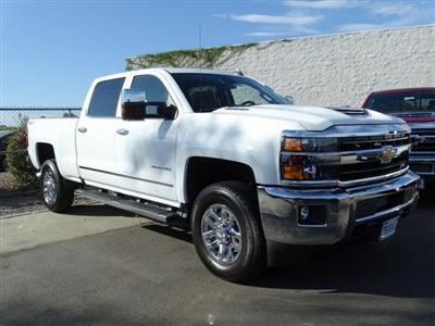 2018 Silverado 3500 Crew Cab 4x4,  Pickup #181723 - photo 5