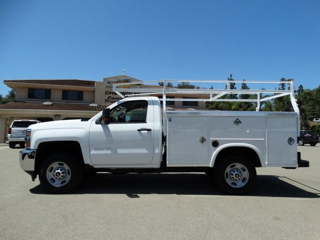 2018 Silverado 2500 Regular Cab 4x2,  Royal Service Body #181728 - photo 3