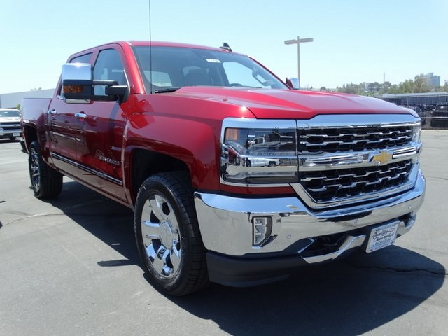 2018 Silverado 1500 Crew Cab 4x4,  Pickup #181736 - photo 6