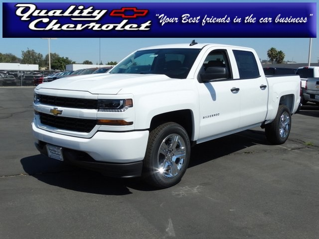 2018 Silverado 1500 Crew Cab 4x2,  Pickup #181767 - photo 1