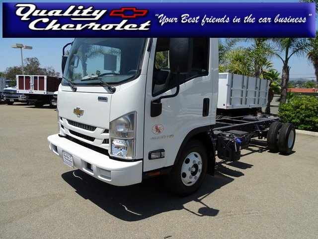 2018 LCF 4500HD Regular Cab 4x2,  Cab Chassis #181783 - photo 1
