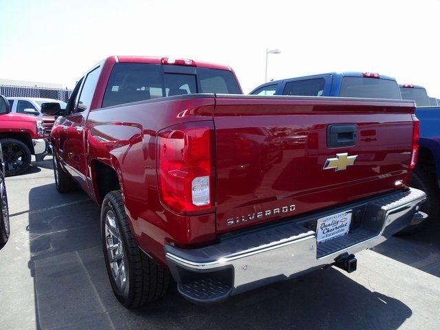 2018 Silverado 1500 Crew Cab 4x2,  Pickup #181809 - photo 2