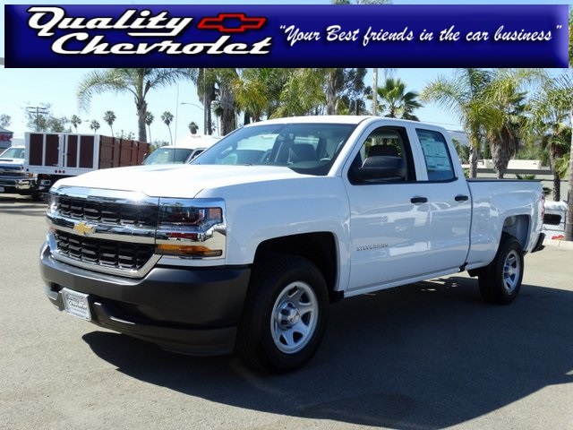 2018 Silverado 1500 Double Cab 4x2,  Pickup #181811 - photo 1