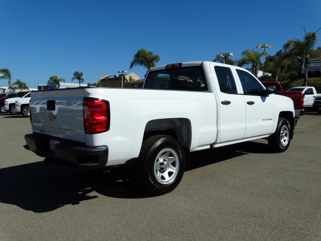 2018 Silverado 1500 Double Cab 4x2,  Pickup #181811 - photo 5