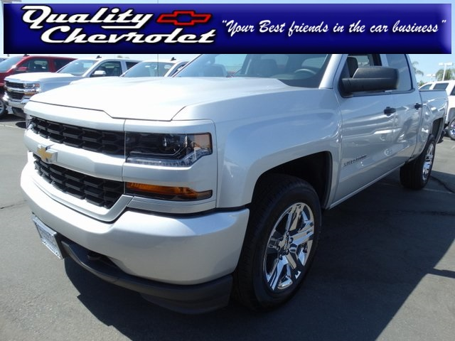 2018 Silverado 1500 Crew Cab 4x2,  Pickup #181812 - photo 1