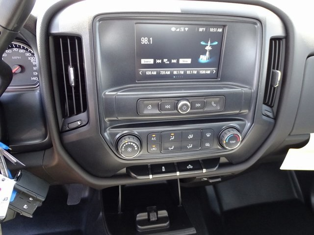 2018 Silverado 2500 Regular Cab 4x2,  Harbor TradeMaster Service Body #181885 - photo 12