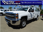 2018 Silverado 2500 Regular Cab 4x2,  Harbor TradeMaster Service Body #181885 - photo 1