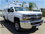 2018 Silverado 2500 Regular Cab 4x2,  Harbor TradeMaster Service Body #181885 - photo 5