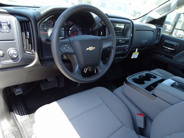 2018 Silverado 2500 Regular Cab 4x2,  Harbor TradeMaster Service Body #181926 - photo 10