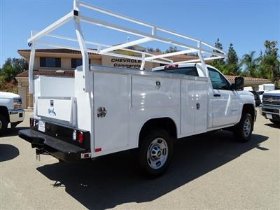 2018 Silverado 2500 Regular Cab 4x2,  Harbor TradeMaster Service Body #181926 - photo 5