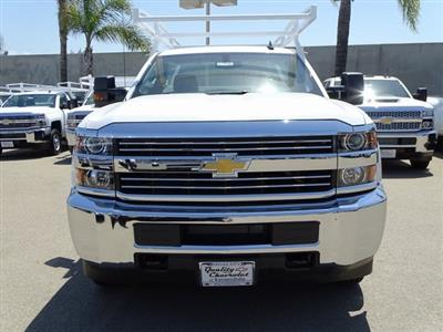 2018 Silverado 2500 Regular Cab 4x2,  Harbor TradeMaster Service Body #181926 - photo 7
