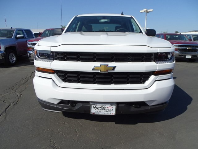 2018 Silverado 1500 Crew Cab 4x2,  Pickup #181933 - photo 6