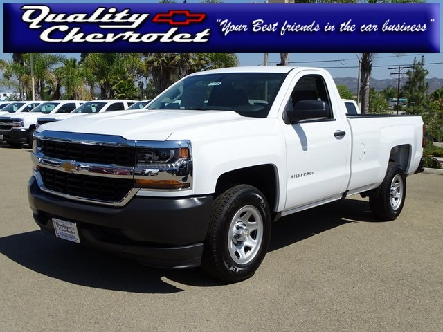 2018 Silverado 1500 Regular Cab 4x2,  Pickup #181939 - photo 1