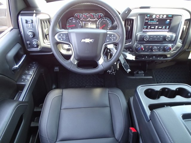 2018 Silverado 1500 Crew Cab 4x4,  Pickup #181955 - photo 9