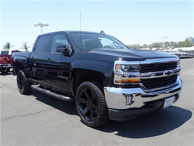 2018 Silverado 1500 Crew Cab 4x4,  Pickup #181955 - photo 6