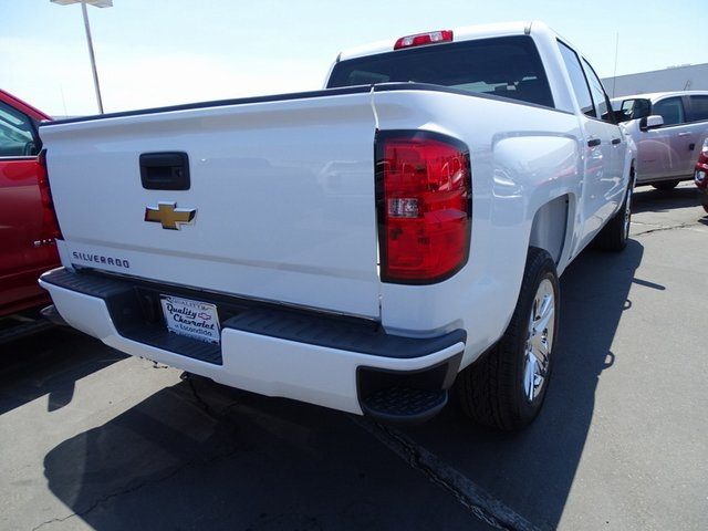 2018 Silverado 1500 Crew Cab 4x2,  Pickup #182000 - photo 4