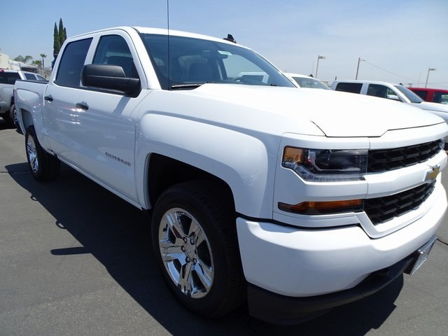 2018 Silverado 1500 Crew Cab 4x2,  Pickup #182000 - photo 5