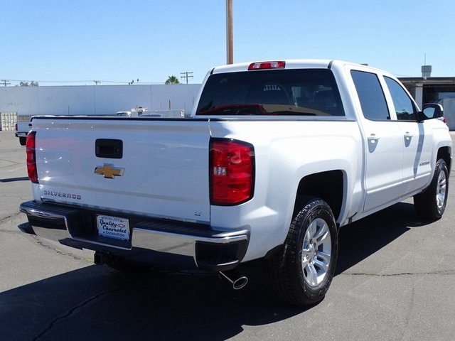 2018 Silverado 1500 Crew Cab 4x2,  Pickup #182138 - photo 7