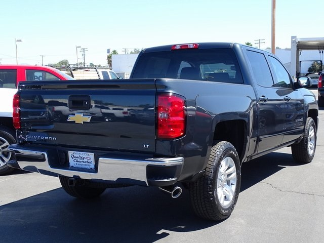 2018 Silverado 1500 Crew Cab 4x2,  Pickup #182157 - photo 6