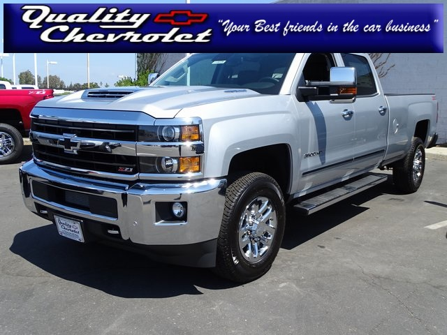 2019 Silverado 3500 Crew Cab 4x4,  Pickup #190028 - photo 1