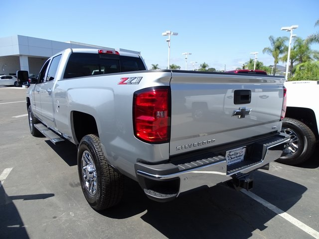 2019 Silverado 3500 Crew Cab 4x4,  Pickup #190028 - photo 2