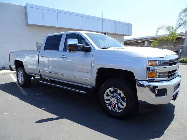 2019 Silverado 3500 Crew Cab 4x4,  Pickup #190028 - photo 5