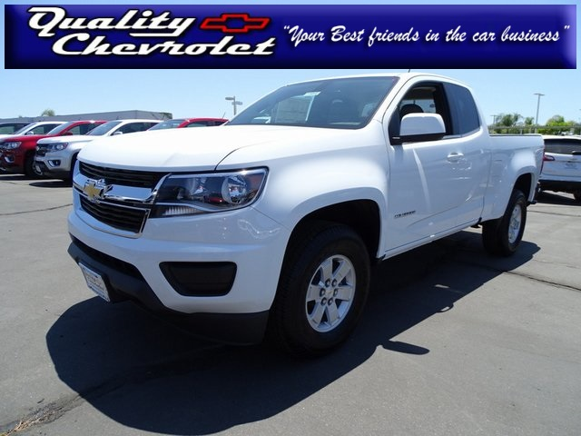2019 Colorado Extended Cab 4x2,  Pickup #190052 - photo 1