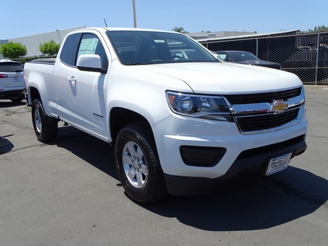 2019 Colorado Extended Cab 4x2,  Pickup #190052 - photo 6