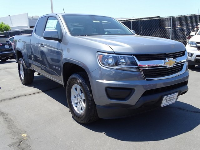 2019 Colorado Extended Cab 4x2,  Pickup #190055 - photo 6