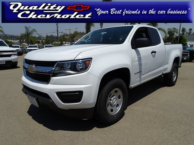 2019 Colorado Extended Cab 4x2,  Pickup #190059 - photo 1