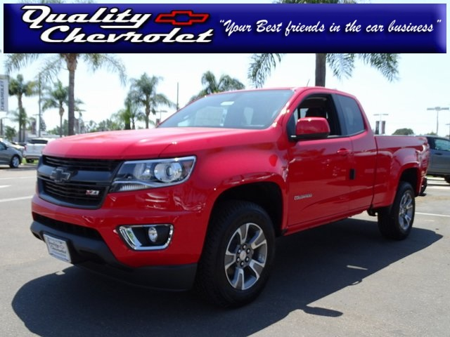 2019 Colorado Extended Cab 4x4,  Pickup #190089 - photo 1
