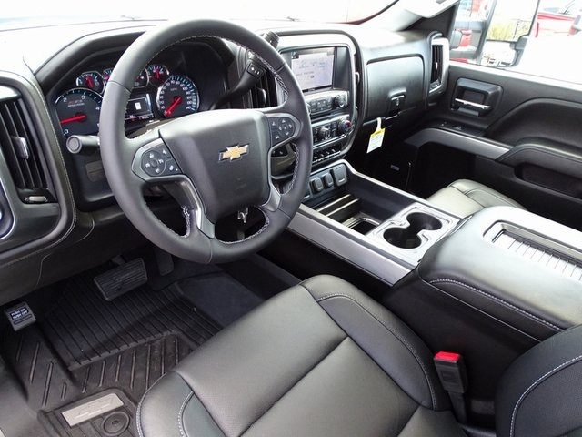 2019 Silverado 2500 Crew Cab 4x4,  Pickup #190101 - photo 16