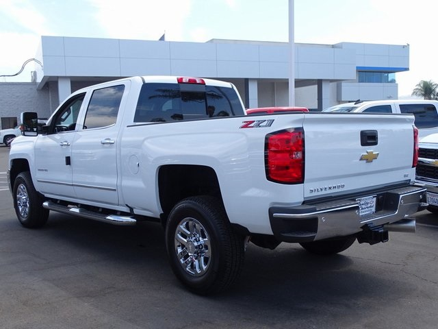 2019 Silverado 2500 Crew Cab 4x4,  Pickup #190101 - photo 2