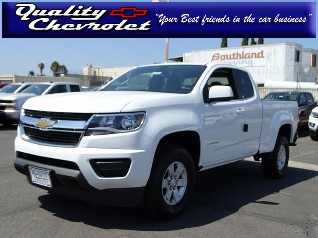 2019 Colorado Extended Cab 4x2,  Pickup #190103 - photo 1