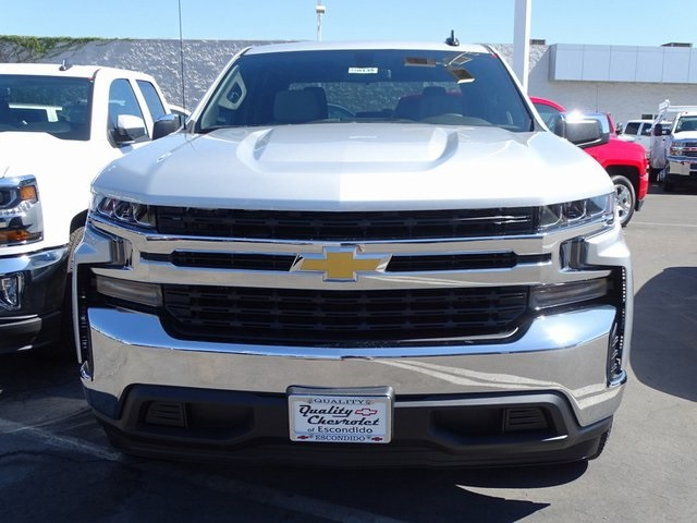 2019 Silverado 1500 Crew Cab 4x2,  Pickup #190135 - photo 4
