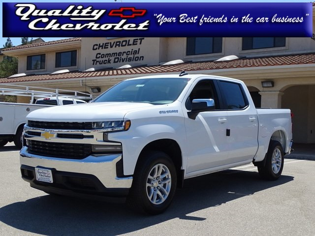 2019 Silverado 1500 Crew Cab 4x2,  Pickup #190149 - photo 1