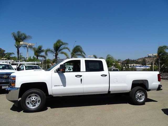 2019 Silverado 2500 Crew Cab 4x2,  Pickup #190156 - photo 5