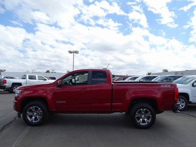 2019 Colorado Extended Cab 4x2,  Pickup #190198 - photo 5