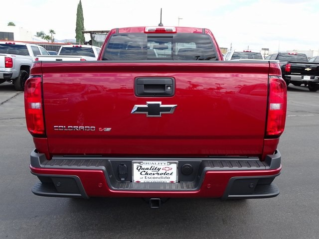 2019 Colorado Extended Cab 4x2,  Pickup #190198 - photo 6