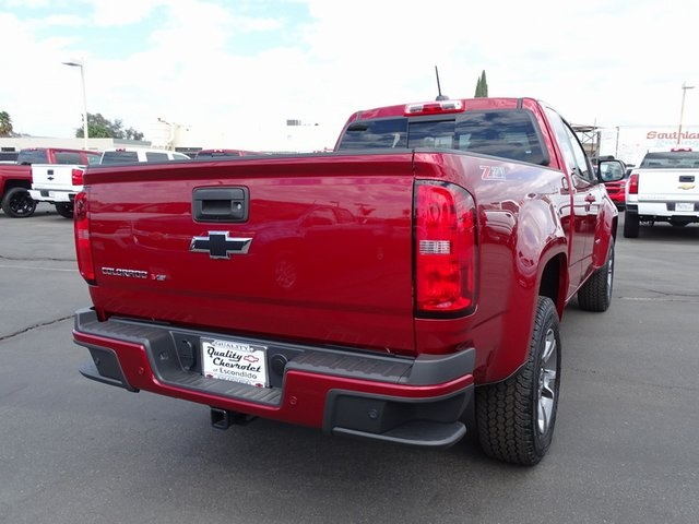 2019 Colorado Extended Cab 4x2,  Pickup #190198 - photo 7
